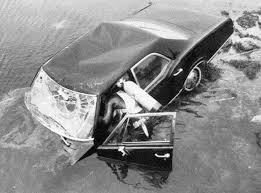Chappaquiddick Ny Ted Kennedy S Car Containing The Of Joe Kopechne Pulled