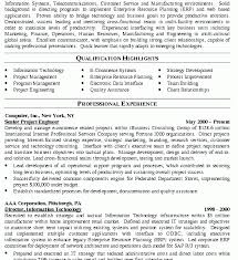 outstanding manager resume examples 11 it manager resume example
