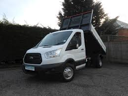 used ford transit 350 l3 toolpod arb alloy tipper 2 0 170ps euro 6