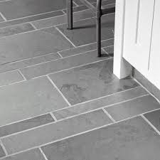 kitchen floor tile ideas stylish gray bathroom floor tile 40 grey slate bathroom floor