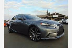 2014 lexus is 250 for sale used 2014 lexus is 250 for sale pricing features edmunds