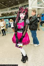 Monster High Draculaura Halloween Costumes 289 Best Monster High Ever After High Cosplay Images On Pinterest