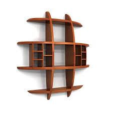 Wooden Bedside Bookcase Shelving Display Sphere Shelf Wall Storage By Victor Klassen Zen Pinterest