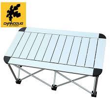 Small Portable Folding Table Outdoor Picnic Table And Barbecue Grill Portable Folding Tables