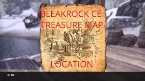 Stormhaven Ce Treasure Map The Elder Scrolls Online Tamriel Unlimited Bleakrock Ce