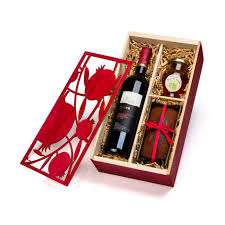 wine bottle gift box wine gift boxes doles orchard box shop