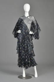 ossie clark ossie clark celia birtwell 1970 ziggy stardust dress bustown