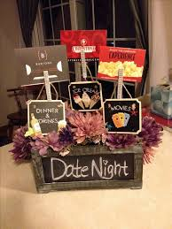 anniversary gift basket best 25 date basket ideas on date gifts