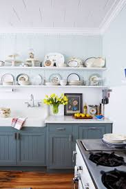 light blue kitchen walls cabinets 10 beautiful blue kitchen decorating ideas best blue