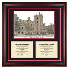 of illinois diploma frame northern illinois diploma frames by school diploma