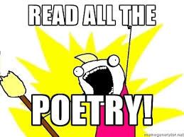 Poetry Meme - poetry erin flaherty s english language arts site