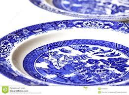 porcelain plates royalty free stock photo image 22489315