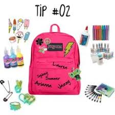 How To Decorate A Backpack With Sharpie How To Draw On And Decorate Your Book Bags And Back Packs