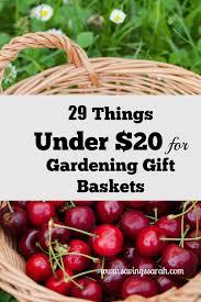 gardening gift ideas home outdoor decoration