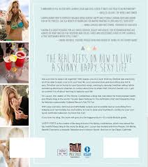 How To Look Happy by The Skinny Confidential A U0027s Sassy Fitness And