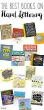 the best books on hand lettering books calligraphy and fonts