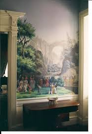138 best zuber images on pinterest scenic wallpaper wallpapers hall monmouth natchez mississippi zuber scenic wallpaper