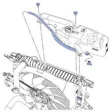 radiator for 2007 ford explorer tech tip coolant is leaking from ford s coolant expansion tank