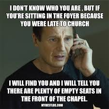 Get Memes - 12 funny memes to remind us all to get to church on time my best lds