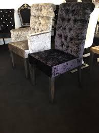 Purple Dining Chairs Velvet Dining Chair Dining Room Terrific Purple Dining Room Idea