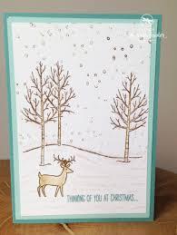 3 stampin u0027 up white christmas cards inspiring inkin u0027 amanda