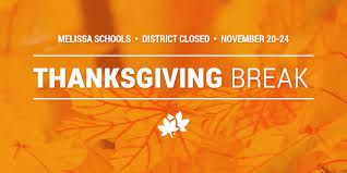 thanksgiving melissaisd org