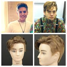 dylan shaircut dylan sprouse haircut tutorial hairstyle 2014 youtube