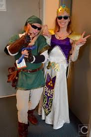zelda halloween costumes comic con 2015 cosplay funny outtakes link and princess zelda