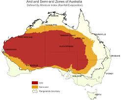 Australian Map Arid And Semi Map Australia U2022 Mapsof Net