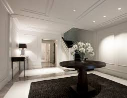Entry Foyer Table Entry Foyer Contemporary Entry Chicago By Dspace Studio