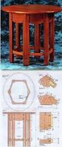 Wood Projects Plans by Arts U0026 Crafts End Table Plans Furniture Plans And Projects