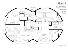 round house floor plans floor plan dl 3603 monolithic dome institute living under the