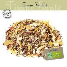 cuisine bio vitalité tisane vitalité bio
