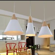slope indoor lighting slope pendant lights wood and aluminum l