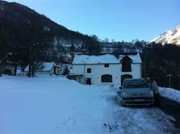 chambre d hote luz sauveur sous la neige pas de souci pour l accès à la maison photo de