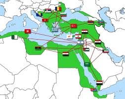 Ottoman Empire Borders What Wars Been Fought Between Modern Countries That Used To