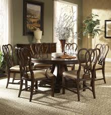dining room glamorous round dinette set round kitchen table and