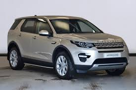 land rover discovery sport 2017 2017 land rover discovery sport diesel sw 2 0 td4 180 se tech 5dr