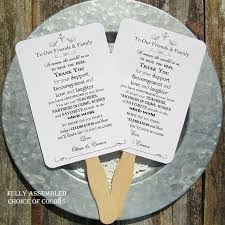 personalized fans for weddings wedding fans wedding ceremony fan personalized