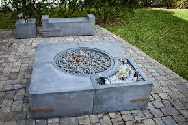 Concrete Firepits Vessel Pit Shop Now Concrete Commander Concrete Commander