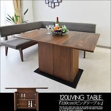 breakfast table with storage fabulous dining tables fascinating table with storage design