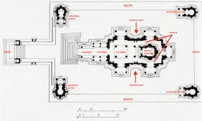 floor plan of mosque the taj mahal article india khan academy