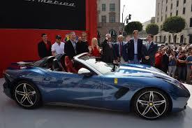 Ferrari F12 America - amazing car of the day the ferrari f60 america celebrity net worth