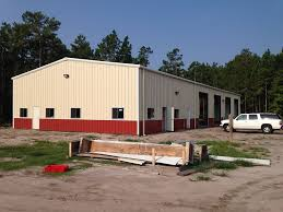 Prefab Metal Barns Metal Buildings In Huntsville Alabama Premier Building Systems