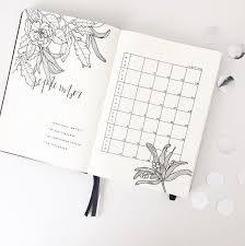 tagebuch selbst designen bullet journal inspiration feebujo bujo tagebuch