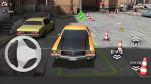 action game backyard parking 3d android gameplay 11 youtube