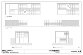 stahl house floor plan eames house plans autocad escortsea
