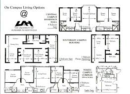 house private residence floor plan