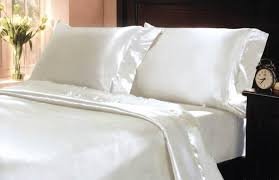 White Silk Bedding Sets Silk Bedding Sheets Discounted Season Sale Ease Bedding With Style