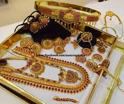 bridal set for rent sri swarna prabhu jewellery bridal jewellery for rent home